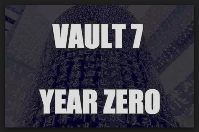 Vault 7 Opened Up: The Biggest Megillah of Them All
