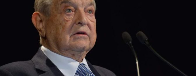 Congress Launches 'Full George Soros Investigation' – Your News Wire
