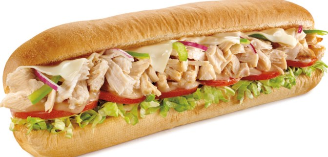Investigation Reveals Subway Chicken is only About 50% Chicken DNA » The Event Chronicle
