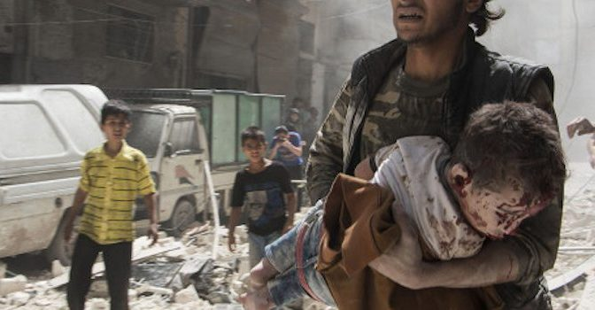 Unicef: Syria War 'Holocaust' Against Children Silenced By The West – Your News Wire
