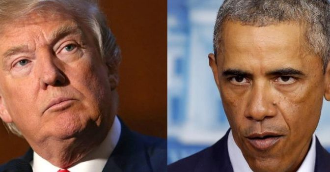 Trump: 'Very Interesting Evidence' Will Prove Obama's Wiretapping Crimes – Your News Wire