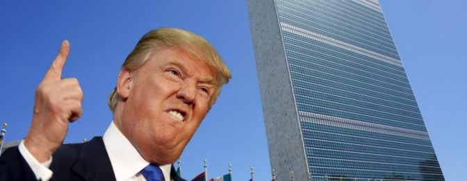 White House Announces Major Retreat From U.N. – Your News Wire