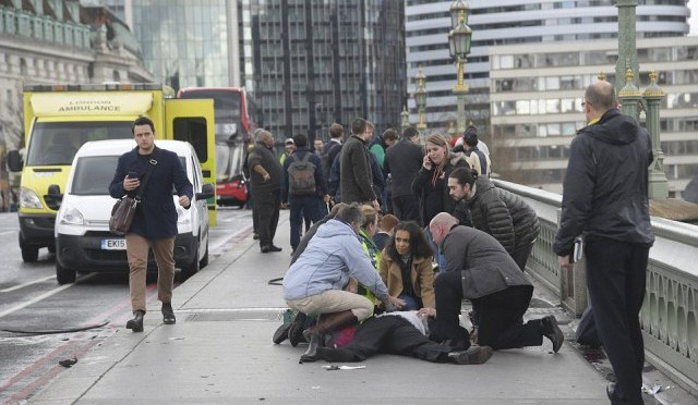 BREAKING: Westminster Terrorist Attack (False Flag?) Occurs on First Day of Occult Season of Sacrifice (3/22) | Stillness in the Storm
