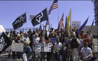 Video Bundy Ranch: Judge Forced To Declare Mistrial In Bundy Ranch Protest Trial.