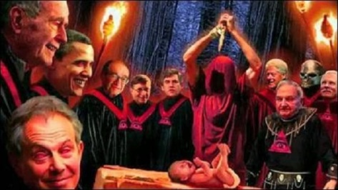 Image result for ninth circle satanic child sacrifice cult network