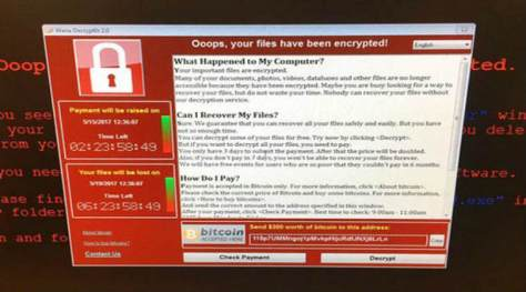 Image result for wannacry
