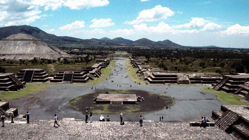 6 Teotihuacan