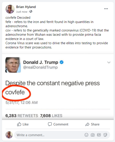 covfefe decoded