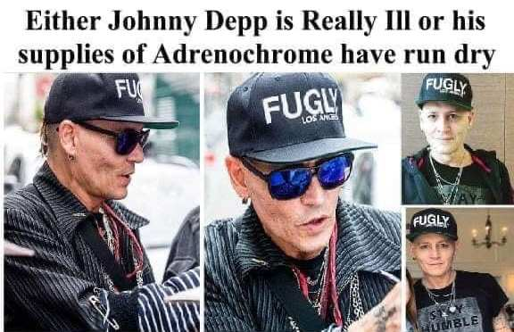 UPDATED: ADRENOCHROME WITHDRAWALS! I Hope it Hurts!!