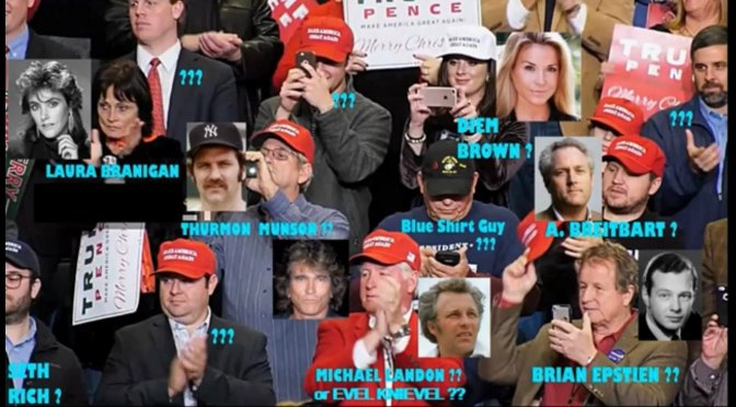 UPDATED: MANY STILL ALIVE AND WITH TRUMP!!