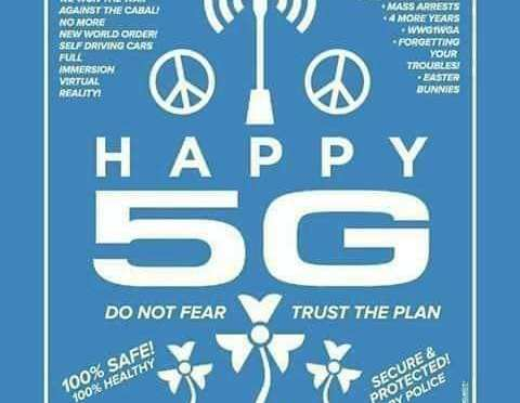 5G HAS BEEN MADE SAFE! It Will Now Feed 432Hz Healing Energy to our Cells!! aND mEDbEDS!